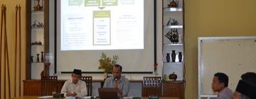 Pemetaan Dosen MKU Gasal 2015-2016