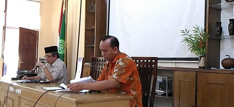 Pemetaan Dosen MKU Semester Genap TA 2015/2016 UNISNU Jepara